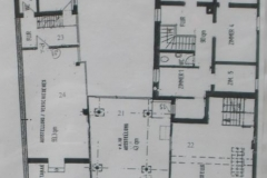 Lagplan des 1.Obergeschoss