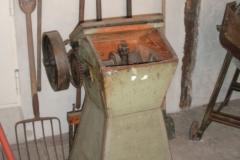 Maisreppler mit Transmissionsantrieb