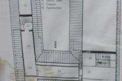 Lageplan des 2.Obergeschoss