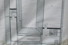 Lageplan des 3. Obergeschoss